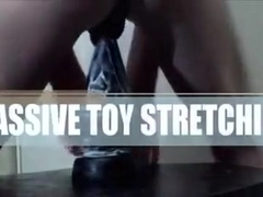 Biggest Toy Stretching