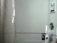 The sexiest shower ever