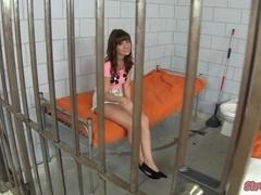 STROKIES Teen Prisoner Handjob