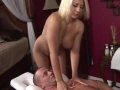 Incredible pornstar in Crazy Massage, HD porn movie