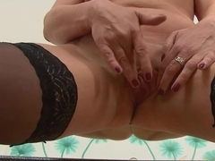 Crazy pornstar Louise Pearce in Amazing Stockings, MILF xxx clip