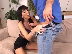 Horny HotWife Ashli Orion Gets Fucked By BBC In Front Of Her Cuckold