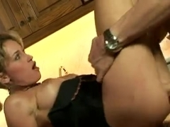 Italian pornstar Kathia Nobili screwed and facialized