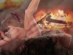 Crazy pornstar in Incredible Fingering, HD sex clip