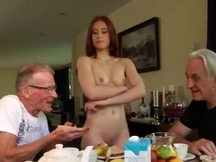 Amazing pornstar in exotic old and young, cumshots adult scene