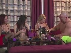Exotic pornstar in Hottest European, Redhead porn scene