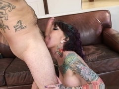 Exotic pornstars Joanna Angel, Tommy Pistol in Fabulous Big Ass, Big Tits porn movie