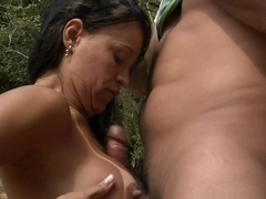 Crazy pornstars Tony Tigrao, Adryanna Duarte in Fabulous Big Ass, Big Tits xxx video