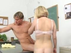 Exotic pornstar in Fabulous Big Tits, Blonde adult clip
