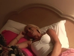 Horny pornstar in hottest blonde, lesbian adult video