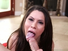 Horny pornstars Chad Alva, Alexa Nicole in Incredible Big Tits, Facial xxx video
