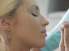Exotic pornstar in incredible college, blonde porn movie