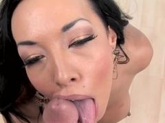 Best pornstars Rio Lee, Barrett Blade in Crazy POV, MILF xxx video