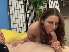 Best pornstar Lexi Lockhart in exotic facial, blowjob sex movie