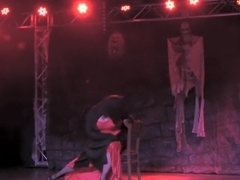 Burlesque Strip SHOW 276 Vampire