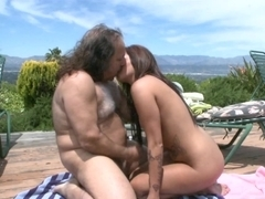 Incredible pornstar Taisa Banx in Exotic Tattoos, Outdoor adult movie