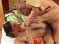 Exotic pornstar Kitty Salieri in incredible college, brazilian xxx clip