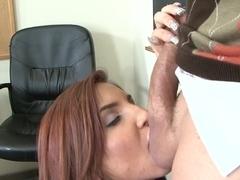 Horny pornstar in Best Blowjob, Facial adult scene