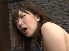 Amazing pornstar Sayaka Tsuzi in Incredible College, Japanese porn scene