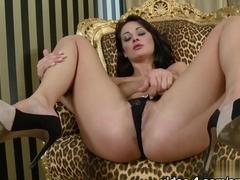 Exotic pornstar in Amazing Big Tits, Brunette xxx movie