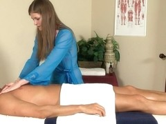 Massage-Parlor: Daddy Doesn't Know
