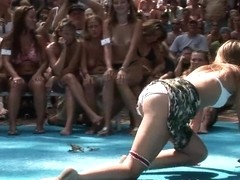 SpringBreakLife Video: Naked Bikini Contest
