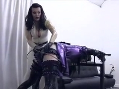 Incredible homemade shemale movie with BDSM scenes