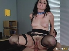 Pornstars Like it Big: Lie DICKtector. Veruca James, Danny D