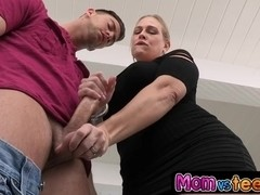 MILF Angel Allwood Finally Gets Her Way