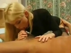Blonde blowjob..RDL