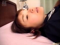 Manami Yuuki school sex and cumshot