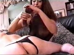 Femdom - Prostate Massage - Milking & Sex-Toy