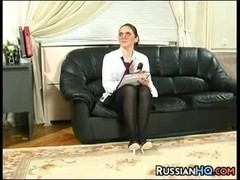 Dirty Russian Having Sex