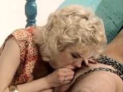 Kristara Barrington, Susan Berlin, Bunny Bleu in classic sex clip