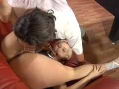 HornyOldGents Video: Flossie and Morgan