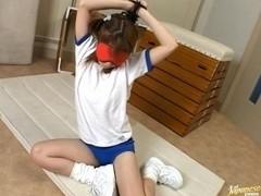 Aya Natsuki hot schoolgirl fuck
