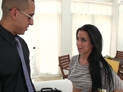 Adriana Lynn In Dick Inside Slutty Daughtr