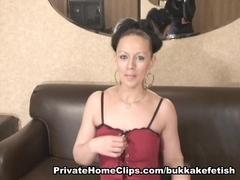 BukkakeFetish Episode: Barbara
