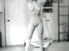 June Palmer is a Striptease Goddess (1950s Vintage)