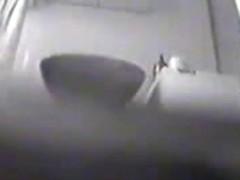 Spying my mum in shower. Hidden cam