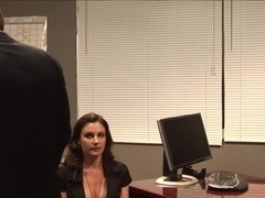 Samantha Ryan in Office Seductions #03, Scene #02 - SweetSinner