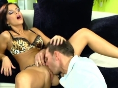 Fabulous pornstar Angelika Black in best big tits, brazilian sex clip