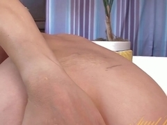 Best pornstar Sheena Ryder in Fabulous Small Tits, Dildos/Toys porn movie
