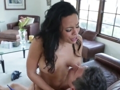 Luna Star getting holes banged by Mick Blue