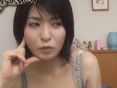 Crazy Japanese model An Nanba in Hottest Blowjob/Fera, Facial JAV clip