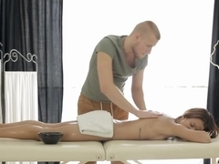 Best pornstar in Fabulous Redhead, Massage porn scene