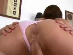Incredible pornstar in Crazy Blowjob, College sex video
