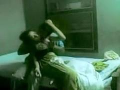 Desi College Student on Hidden Webcam
