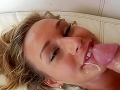 Kennedy Leigh hot Cumshot Compilation