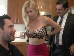Alexis Fawx & Tommy Pistol in Seduced By The Boss's Wife #06, Scene #04 - DevilsFilm